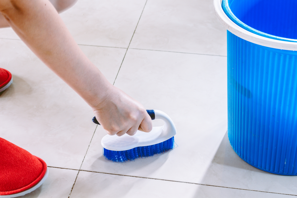 Tile grout cleaning tips from HomeLife Power Realty Inc. Kitchener